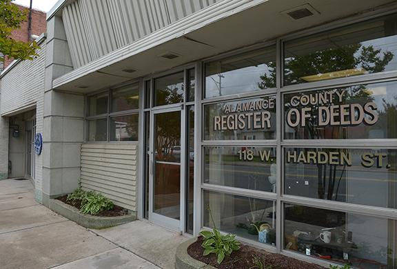 Vote David Barber for Alamance County Register of Deeds